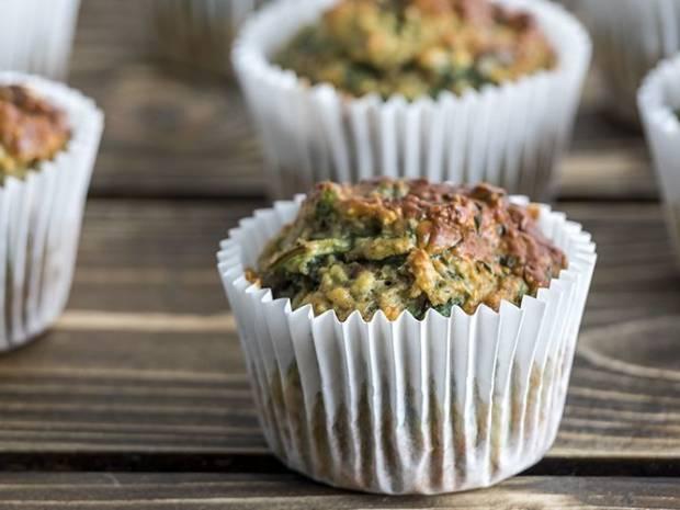 Συνταγή για muffins πρωτεΐνης από τον Άκη Πετρετζίκη