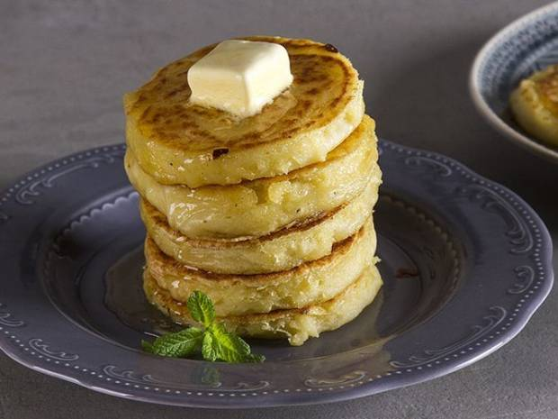 Συνταγή για τηγανίτες χωρίς γλουτένη από τον Άκη Πετρετζίκη