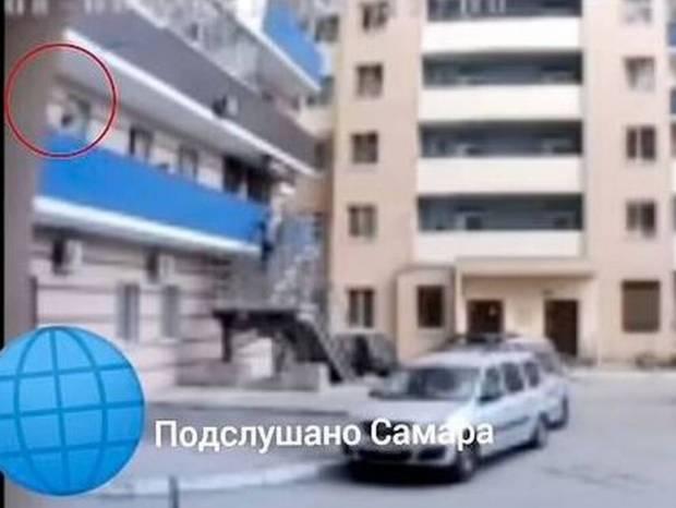 Φρίκη στη Ρωσία: Μητέρα έριξε την 3χρονη κόρη της από το μπαλκόνι – Ούρλιαζε «φοβάμαι» το παιδί