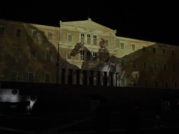 «Επιθυμία Ελευθερίας»- Φαντασμαγορικό θέαμα: Το 1821 «ζωντάνεψε» σε κτίρια 18 ελληνικών πόλεων