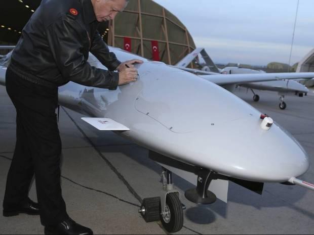O γερμανικός στρατός «θα έχανε αν πολεμούσε το Αζερμπαϊτζάν και τα drones του στο Ναγκόρνο Καραμπάχ»