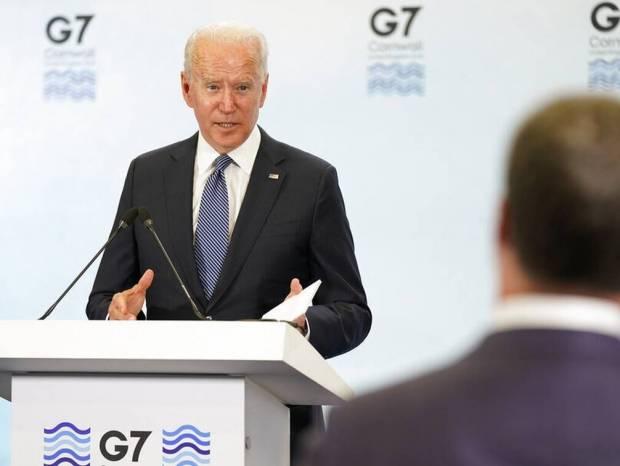 Μπάιντεν: «Ιερή υποχρέωση» η υπεράσπιση συμμάχου του ΝΑΤΟ