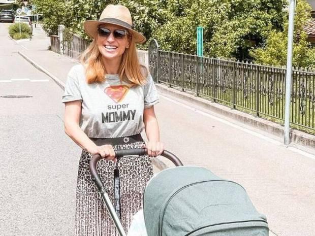 Μαρία Ηλιάκη: Έτσι έχασε μέσα σε 20 μέρες 12 κιλά μετά τη γέννα (Videos & Photos)