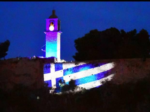 Οι ήρωες της ελληνικής επανάστασης ξαναζωντανεύουν στα τείχη της Ακροναυπλίας