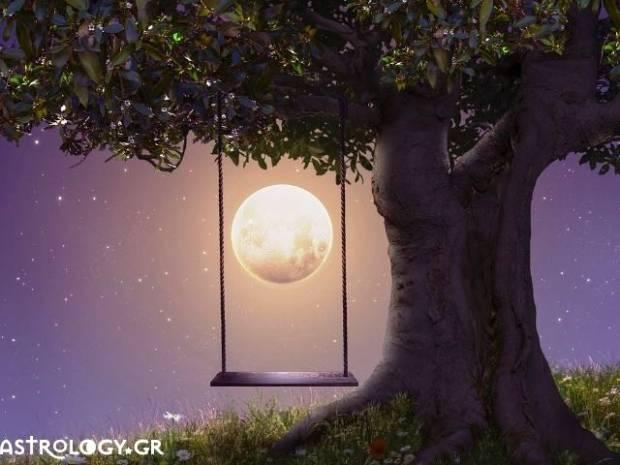 Δες τον δρόμο που σου δείχνει το Φεγγάρι από 01/07 έως 15/07