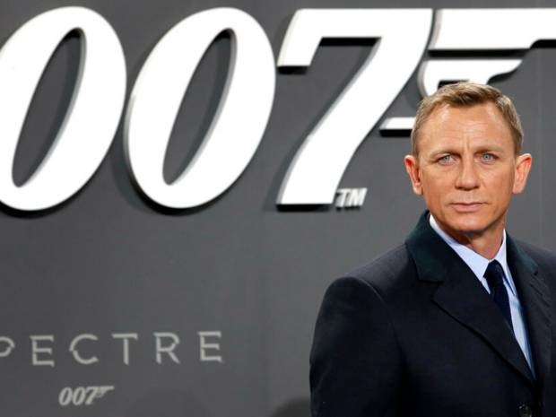 Daniel Craig: Ο James Bond βρίσκεται στην Ελλάδα και ο λόγος είναι σημαντικός (photos)