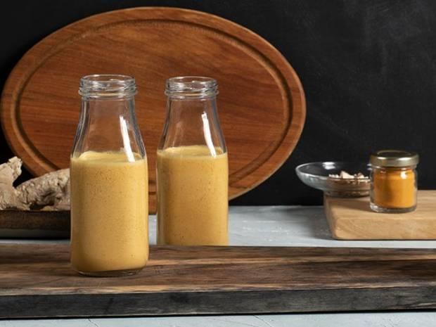 Συνταγή για goodness protein shake από τον Άκη Πετρετζίκη