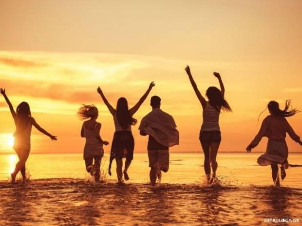 Ζώδια Σήμερα 26/07: Πάμε όλοι μαζί σε μια παραλία!