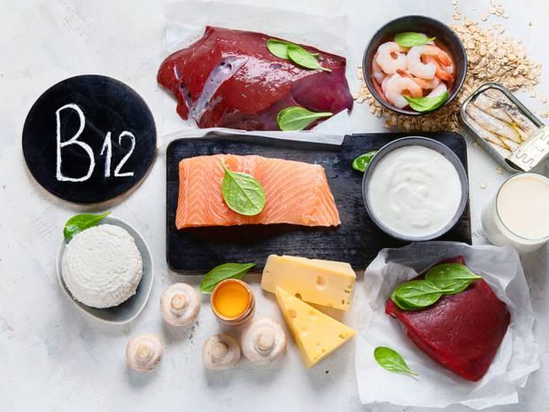 Βιταμίνη Β12: Πηγές για χορτοφάγους και μη (εικόνες)