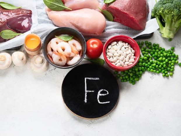 Έλλειψη σιδήρου: Οι τροφές με την υψηλότερη περιεκτικότητα (εικόνες)