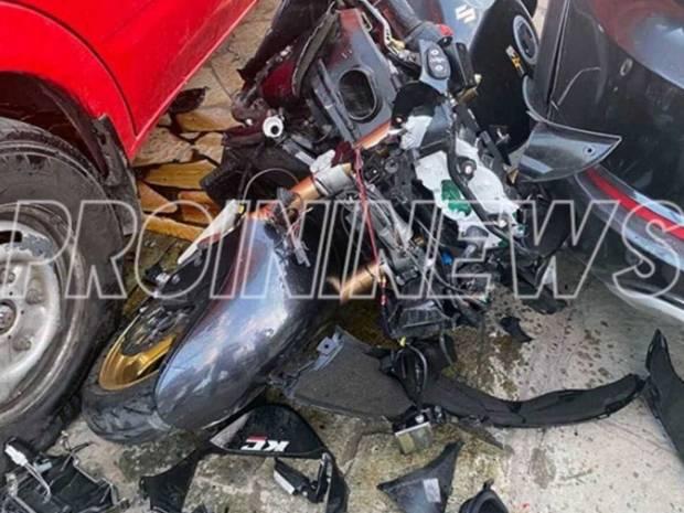 Τραγωδία στην Καβάλα: Δύο νεκροί σε φρικτό τροχαίο – Μοτοσυκλέτα παρέσυρε πεζούς