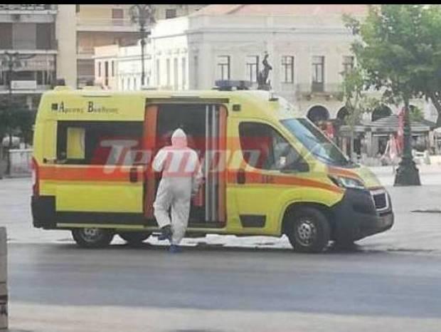 Πάτρα: Θετικοί στον κορονοϊό Γάλλοι τουρίστες - Κινητοποίηση για τη μεταφορά τους στο νοσοκομείο
