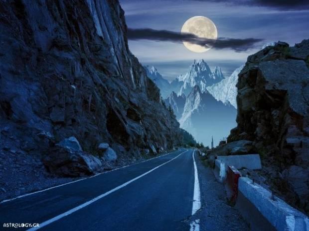 Δες τον δρόμο που σου δείχνει το Φεγγάρι από 01/08 έως 15/08