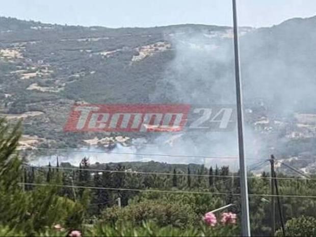 Φωτιά: Πύρινη κόλαση στην Πάτρα - Εκκενώθηκαν χωριά - Κάηκαν σπίτια