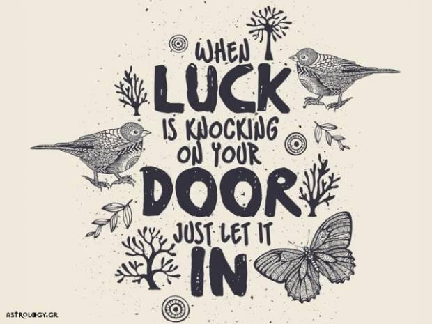 Ζώδια Σήμερα 19/08: Η τύχη σου χτυπά την πόρτα