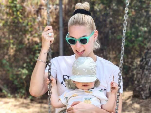 Μαντώ Γαστεράτου: Πώς έχασε τα 25 κιλά της εγκυμοσύνης χωρίς να το καταλάβει