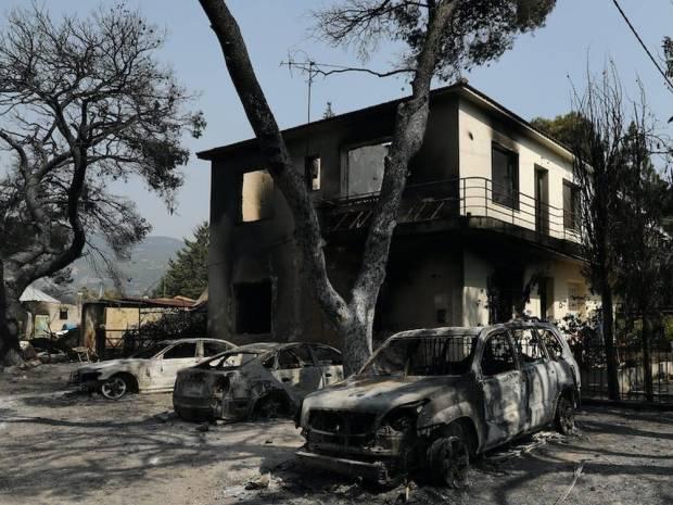ΣΥΡΙΖΑ: Τους ξέφυγε η φωτιά με 3 μποφόρ και η κυβέρνηση δίνει συγχαρητήρια στον εαυτό της