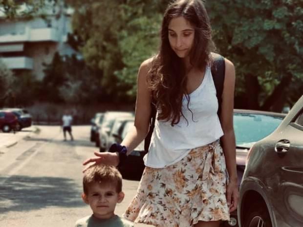 Φωτεινή Αθερίδου: Οι ξεκαρδιστικές φώτο του γιου της που πρέπει να δεις