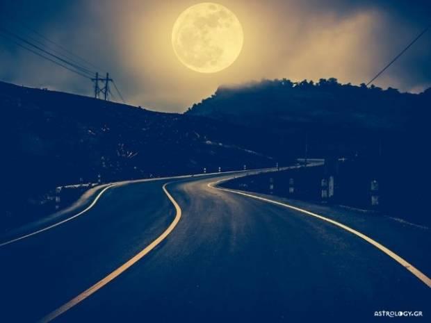 Δες τον δρόμο που σου δείχνει το Φεγγάρι από 16/08 έως 31/08
