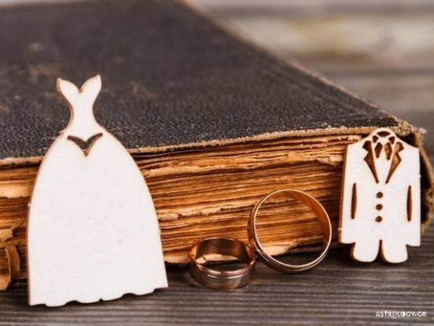 Για τα επόμενα 4 χρόνια δεν προβλέπεται γάμος για αυτά τα ζώδια