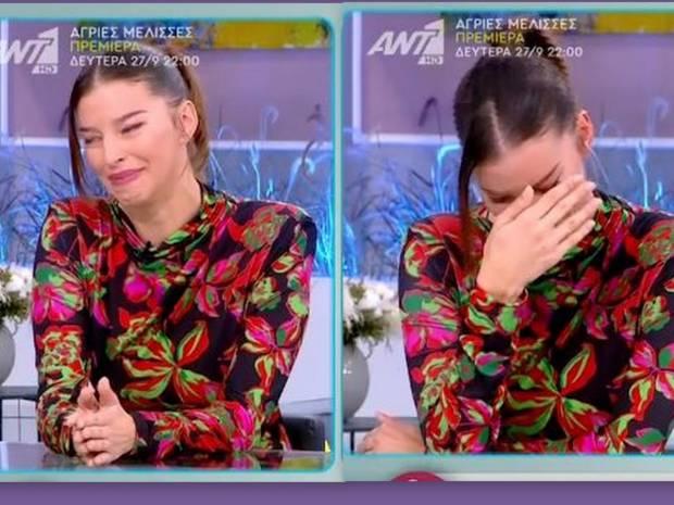 Το πρωινό: Λύγισε η Χαρά Παππά - Η συγκλονιστική εξομολόγησή της on air!