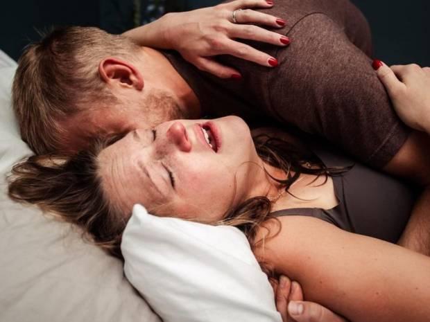 Σύζυγοι στο δωμάτιο τοκετού - Εκπληκτικές φωτογραφίες