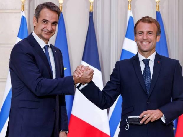 Ανακοινώθηκε το «mega deal» Ελλάδας-Γαλλίας  - Τι θα περιλαμβάνει η αμυντική συμφωνία