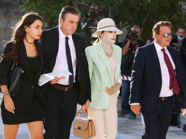 Δίκη για βιτριόλι: Η αντίδραση της Ιωάννας όταν έμαθε ότι έφτασε στο δικαστήριο η δράστις