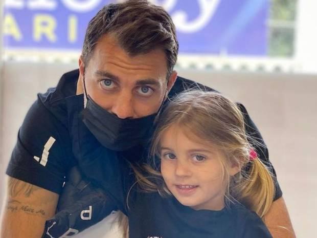 Στέλιος Χανταμπάκης: Έκπληξη και για τον ίδιο το άθλημα που επέλεξε η κόρη του