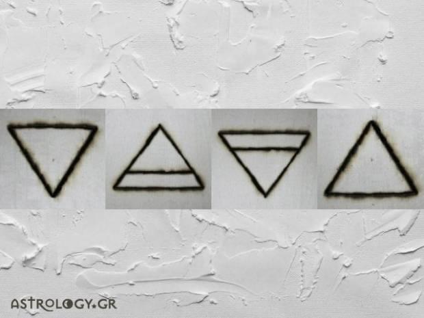 Διάλεξε 1 από τα 4 αρχαία σύμβολα της φωτογραφίας και ανακάλυψε τη μεγαλύτερη εσωτερική σου δύναμη